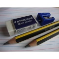 Erasers, Rulers & Sharpeners