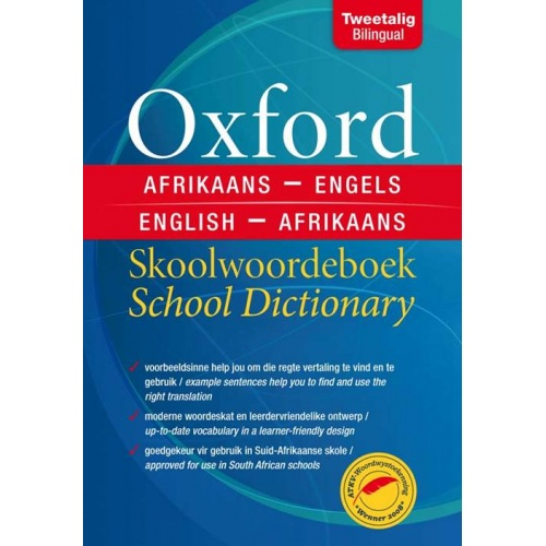 English//Afrikaans Dictionary